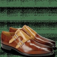 Monk Schuhe Lance 48 Wood Cashmere
