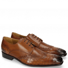 Derby Schuhe Clark 1 Crock Wood