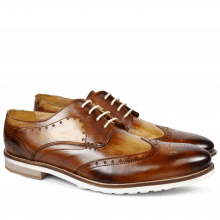Derby Schuhe Scott 2 Crust Washed Tan WL