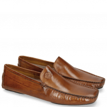 Loafers Home 1 Tan Split Black