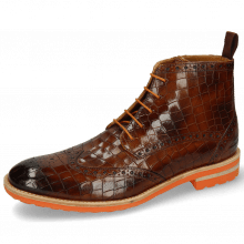 Stiefeletten Eddy 10 Crock Wood Rich Tan Orange