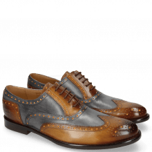 Oxford Schuhe Scott 12 Wood Vegas London Fog Washed