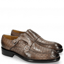 Monk Schuhe Parker 2 Crock Stone