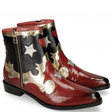 Stiefeletten Marlin 12 Ruby Cromia Gold
