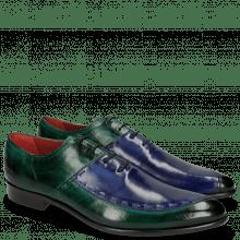 Oxford Schuhe Toni 15 Pine Saphir
