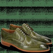 Derby Schuhe Lewis 3 Bio Algae