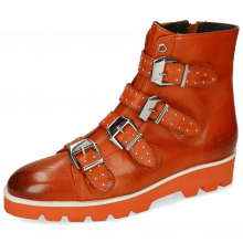 Stiefeletten Susan 44 Orange Sword Buckle