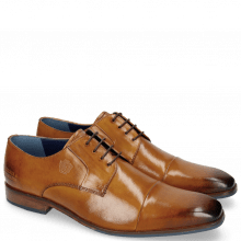 Derby Schuhe Rico 9 Rio Tan