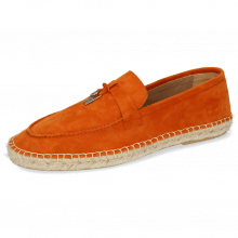 Loafers Sandro 3 Oily Suede Orange Strap
