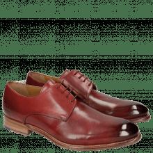 Derby Schuhe Lionel 3 Ruby