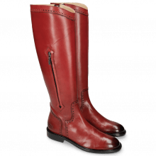 Stiefel Sally 117 Ruby Lining Rich Tan