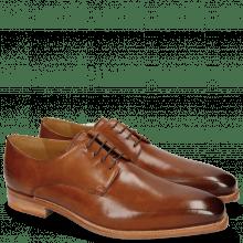 Derby Schuhe Kylian 4 Tan LS Natural