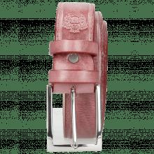 Gürtel Larry 1 Lilac Classic Buckle