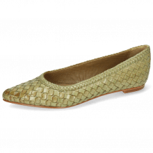 Ballerinas Lydia 3 Woven Scale Lawn Lining