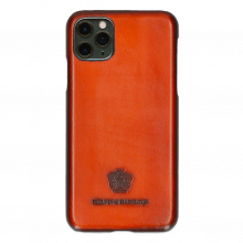 iPhone Hülle Eleven Pro Max Vegas Orange Shade Mogano