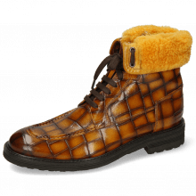 Stiefeletten Trevor 31 Turtle Indy Yellow Shade Sherling