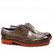 Derby Schuhe Henry 13 Rope Aspen Orange