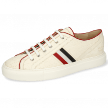 Sneakers Harvey 34 Vegas Crock White Topline Binding Nylon