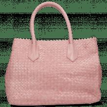 Handtaschen Kimberly 1 Woven Lavanda