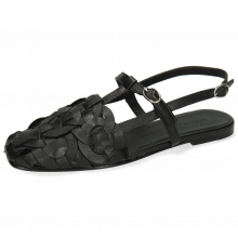 Sandalen Melly 11 Nappa Black