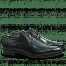 Derby Schuhe Lance 4 Crust Forest Green HRS