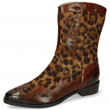 Stiefeletten Marlin 63 Mid Brown Hairon Tanzania