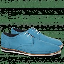 Sneakers Florian 1  Nubuk Sky Blue LT