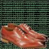 Derby Schuhe Clark 1 Orange
