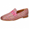 Loafers Scarlett 52 Vegas Haring Bone Weave Multi