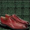 Derby Schuhe Martin 1 Venice Guana Ruby Laces Navy
