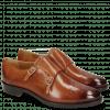 Monk Schuhe Betty 9 Tan