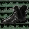 Stiefeletten Susan 92 Crock Fake Fur Black