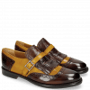 Monk Schuhe Selina 2 Mid Brown Ocra