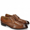 Derby Schuhe Kane 5 Wood LS Brown