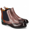 Stiefeletten Amelie 5 Deep Pink Light Purple Rust Abyss
