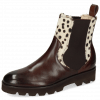 Stiefeletten Sally 113 Mogano Hairon Wildcat