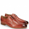 Derby Schuhe Lewis 9 Earthly Lining Rich Tan