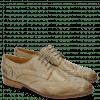 Derby Schuhe Sally 53 Berlin Smoke Rivets