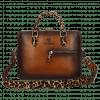 Handtaschen Vancouver Tan Shade Dark Brown