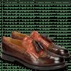 Loafers Selina 3 Mogano Winter Orange Tex Pixel