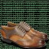 Derby Schuhe Sally 15 Venice Crock Wood Fermont Coppa Sand