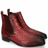 Stiefeletten Luke 2 Interlaced Turtle Burgundy