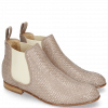 Stiefeletten Sally 25 Woven Galviston Powder