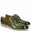 Derby Schuhe Bobby 5 Washed Algae