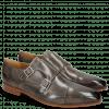 Monk Schuhe Lance 1 Grigio