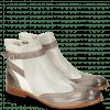 Stiefeletten Amelie 11 Vegas Stone Oxygen White Smoke Strap Stone