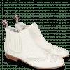 Stiefeletten Sandy 4 Nappa Glove Perfo Cream Elastic Off White