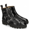 Stiefeletten Susan 45 Crock Black Loop
