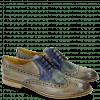 Derby Schuhe Xenia 2 Oxygen Clear Water Moroccan Blue