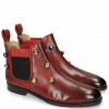 Stiefeletten Susan 10 Ruby Resin Bubbles